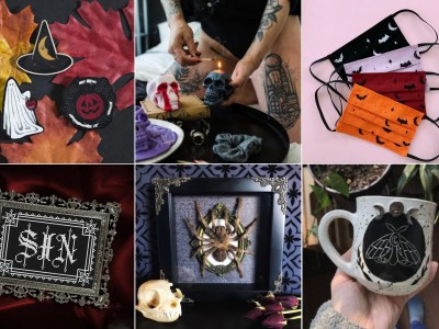 Spooktacular Halloween Gift Guide 2020