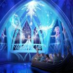 frozen epcot ride