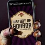 Halloween Horror Nights trivia