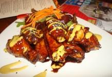 Sticky Wings - Kona Cafe, Polynesian Resort