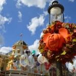 main street usa fall pumpkin