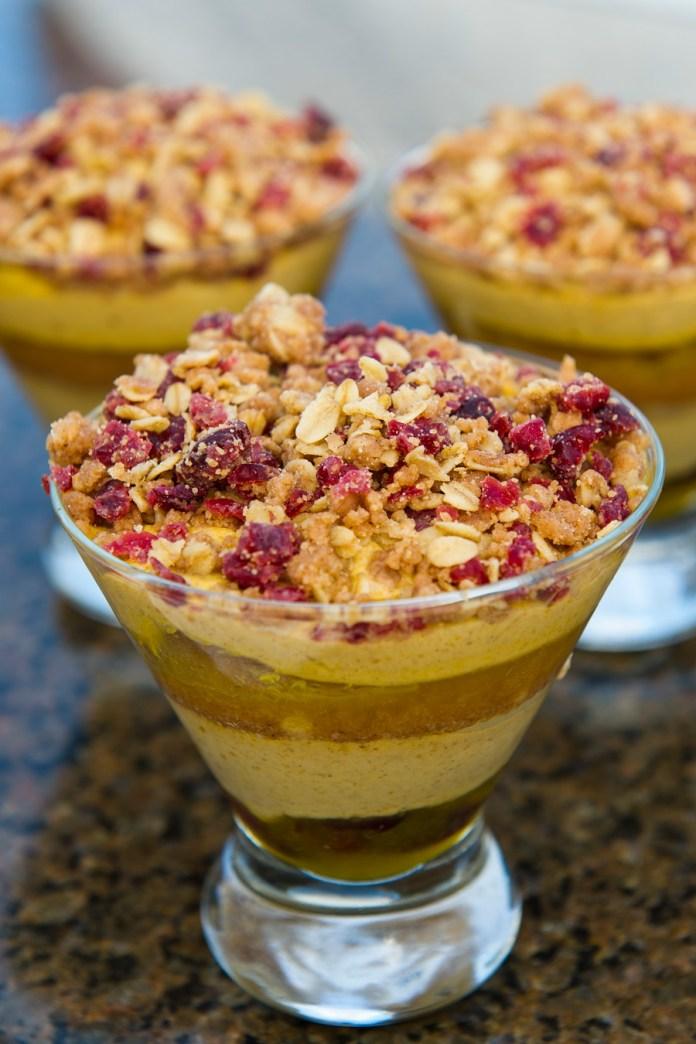 Disney Pumpkin mousse Recipe