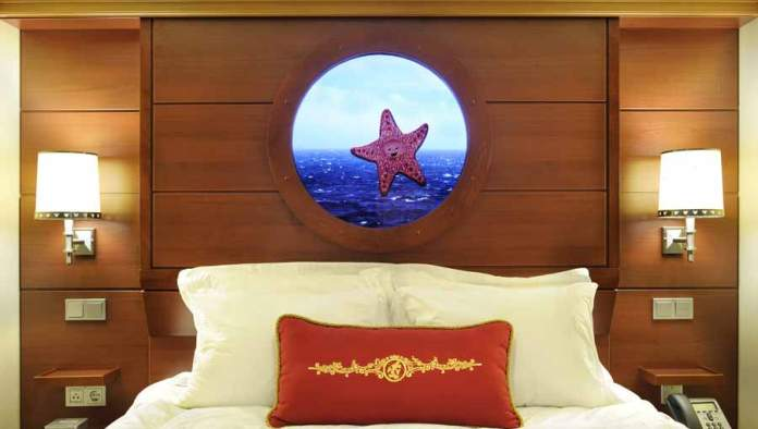 Disney Cruise Line Magical Porthole