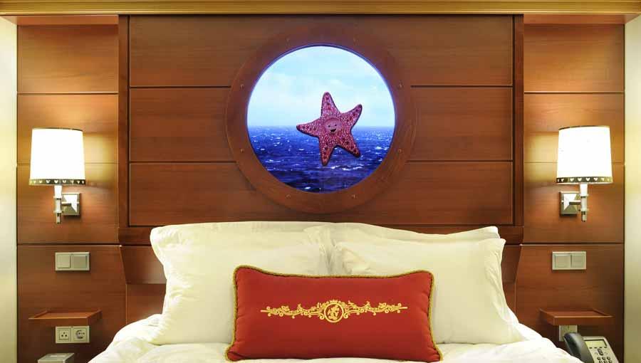 Disney Cruise Line Magical Porthole