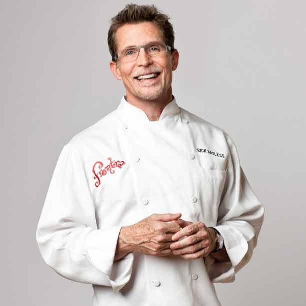 Chef Rick Bayless Frontera Fresco