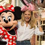 Christie Brinkley Visits Walt Disney World