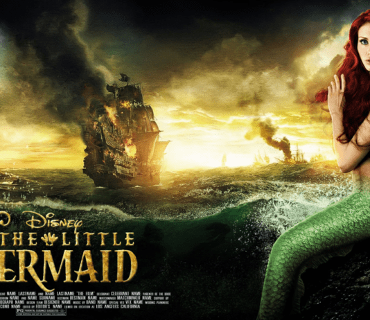 live action little mermaid movie