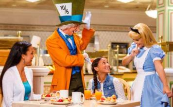Holiday Brunch 1900 Park Fare Grand Floridian