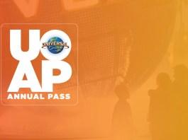 universal studios annual pass