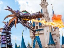 Festival of Fantasy Parade Dragon