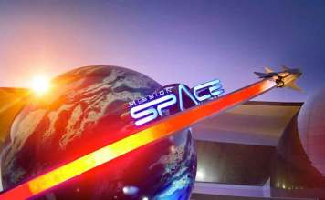Mission Space Epcot