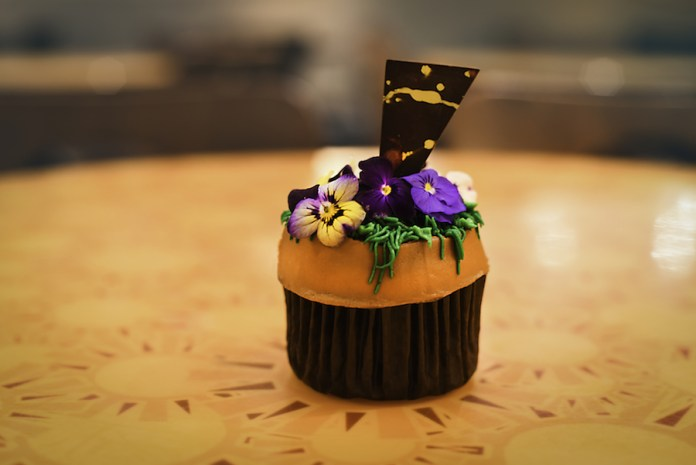 Flower Pot Cupcake at Sunshine Seasons