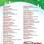 freeform countown to 25 days of christmas