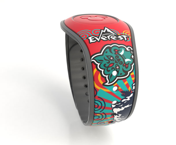 Limited Release MagicBand - Expedition Everest Limited Release MagicBand - Expedition Everest