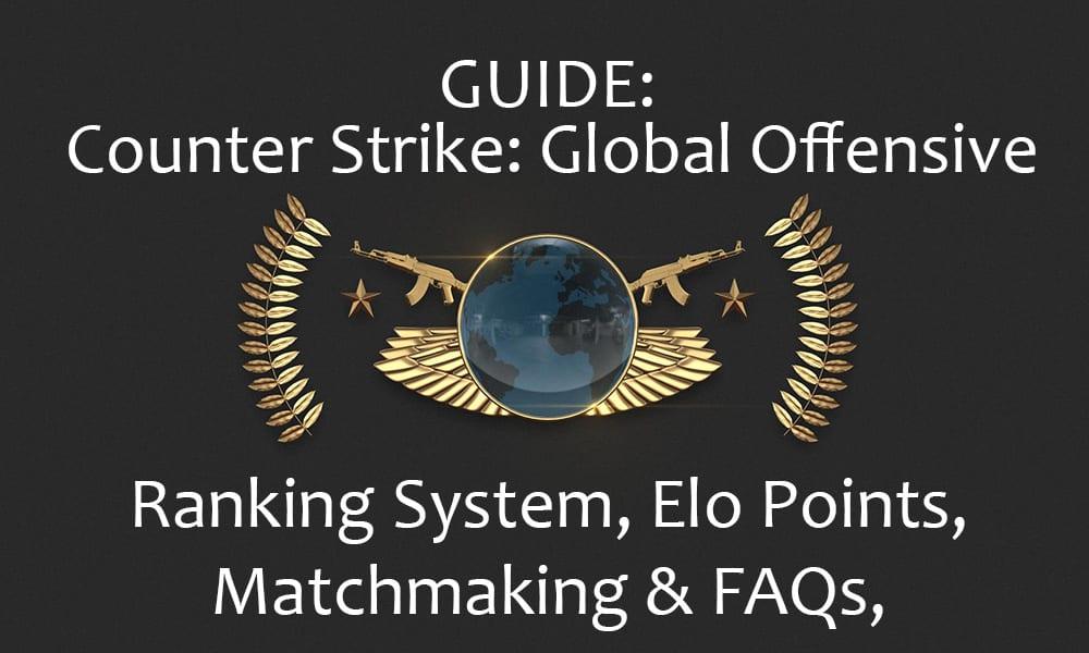 Elo matchmaking cs go
