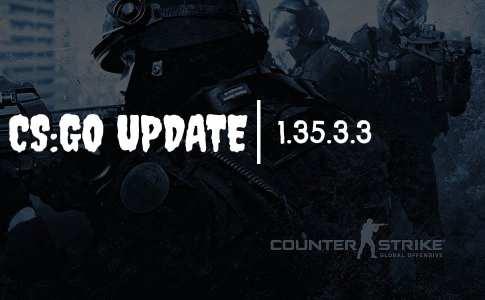 CSGO update 1.35.3.3