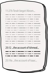 Ishmael's Embedded Account