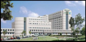 Hasharon Hospital, founded in 1942, merged with Beilinson Hospital in 1996 and is now called the Rabin Medical Center.