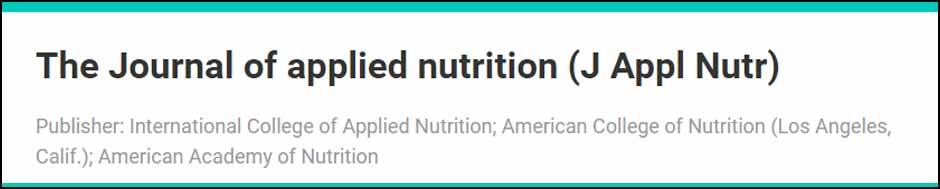 featured-journalappliednutrition