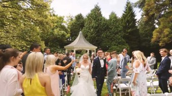 The Orangery Outside Ceremony