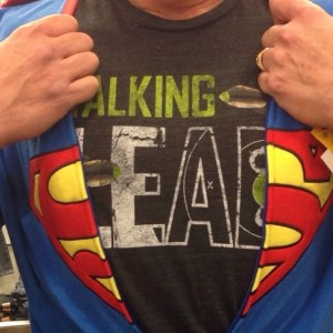 Jerry Black Superman
