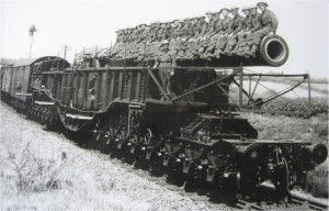 railway howitzer