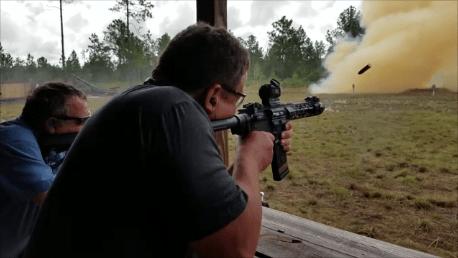 TLP 221 Long Range Targets, PSA AR-45, & Mission First