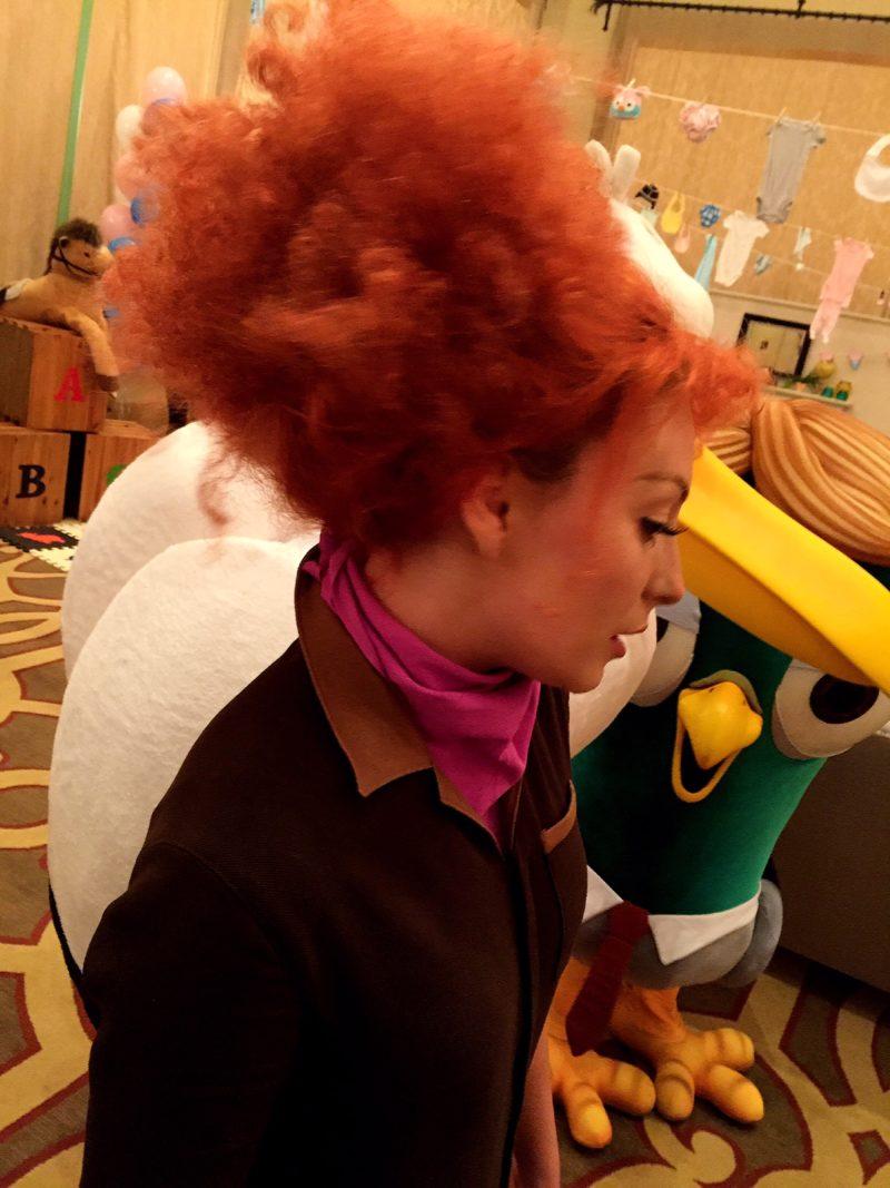 Recap Storks Press Junket In Beverly Hills Talking