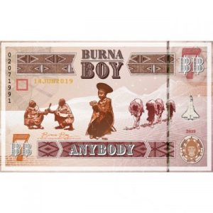 Burna Boy _ Anyboy