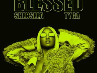 Shenseea Ft. Tyga _ Blessed