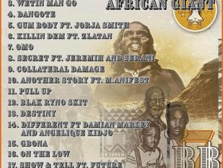 Download Full Album: Burna Boy _ African Giant