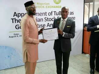 2Baba becomes Nigeria Stock Exchange Good Cause Ambassador