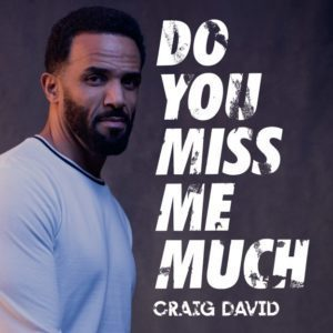 Craig David - Do You Miss Me So Much?