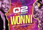 Q2 ft. Zlatan - Won Ni