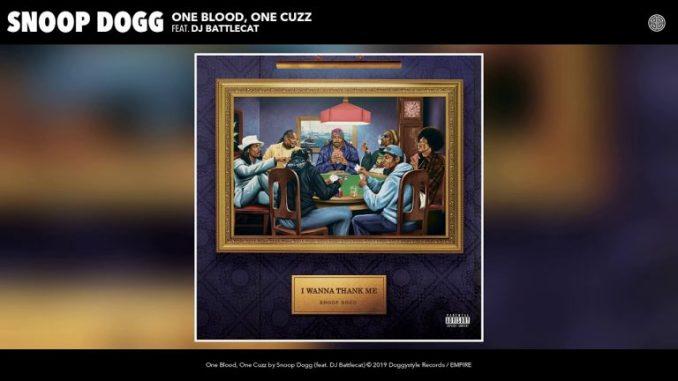 Album: Snoop Dogg _ I Wanna Thank Me