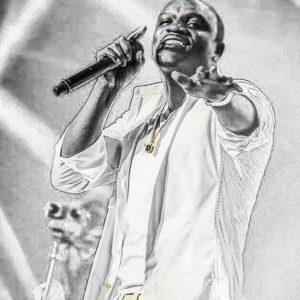 Akon - Audio Love