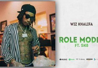 Wiz Khalifa Ft. SK8 - Role Model
