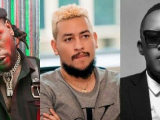 Vector and Burna Boy attacks MI Abaga for supporting AKA