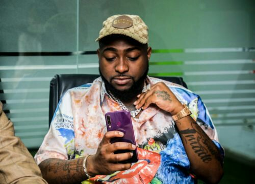 """Listen to the """"Blow My Bind Remix"""" by Davido as Meek Mill joins (Snippet)"""