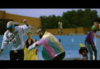 [Video] Skales Ft. Harmonize - Oyoyo