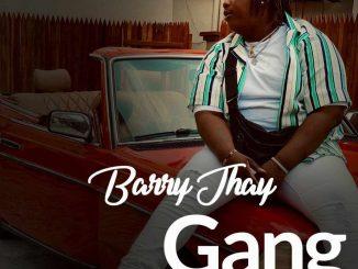Barry Jhay - Gang Gang