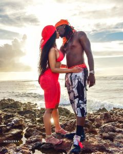 Check out these hot Bikini photos of Cardi B and husband, Offset