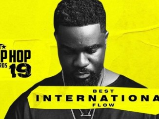 Sarkodie Ft. Chidinma - I'm A Winner