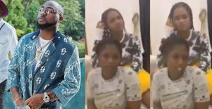 Ladies who laid pregnancy accusation on Davido says it was a joke