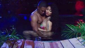 Nicki Minaj Weds her fiancee Petty Kenneth