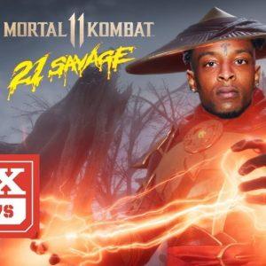 21 savage - Immortal