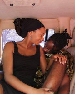 Mr Eazi and Lover, Temi Otedola celebrates 3years in relationship