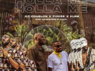 DJ Coublon Ft. Klem , Fiokee - Holla Me Mp3