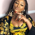"""Nigerians throw shades on actress, Etinosa for supporting Davido's statement """"Fuck Yall"""""""