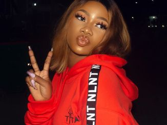 Tacha declares her love for Tekno